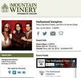 mountain winery ss