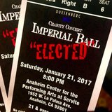 2017ball ticket